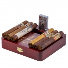 Alec Bradley Taste Of The World Special Sampler cu Bricheta Alec Bradley Alec Bradley Cigar