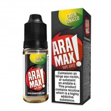Aramax 10ml Green Tobacco Lichide Aramax