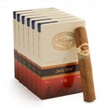 Padron 1926 Serie No. 6 4 pack Robusto Natural Padron Padron