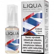 Liqua 10 ml Cuban Cigar Lichide Liqua