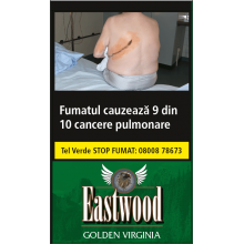 Tutun tigari Eastwood Golden Virginia (30g) + Foite Acasa