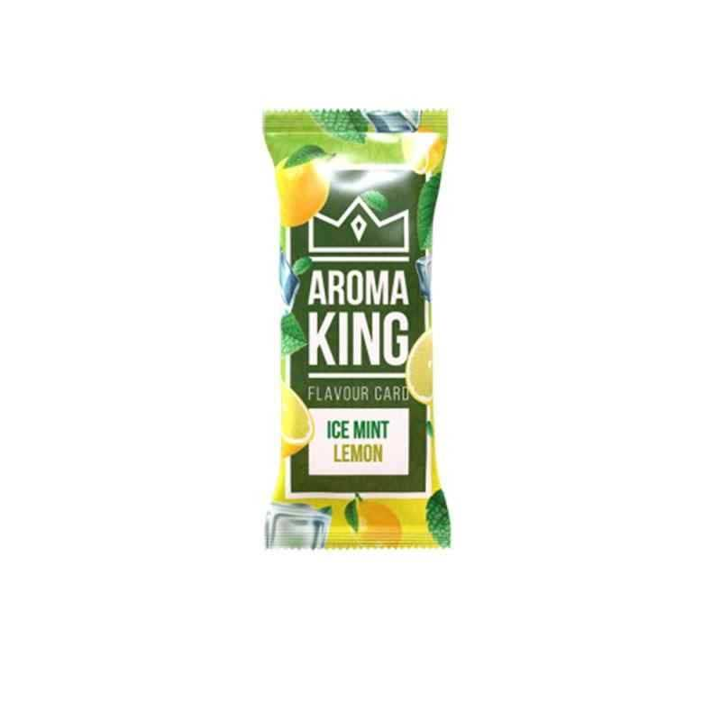 Card aromat Aroma King - ICE MINT LEMON Arome Tutun