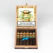 Paradiso, Paradiso 60 Ring SAMPLER 6 cigars / colectie
