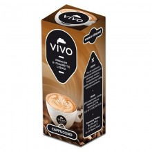 Lichid Vivo Cappuccino 10ml Lichide Vivo