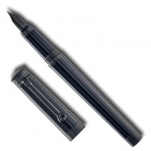Stilouri, Montegrappa Parola Fountain Pen, Stealth Black