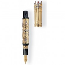 Montegrappa Game of Thrones Limited Edition Fountain Pen, Gold Editii Limitate Montegrappa